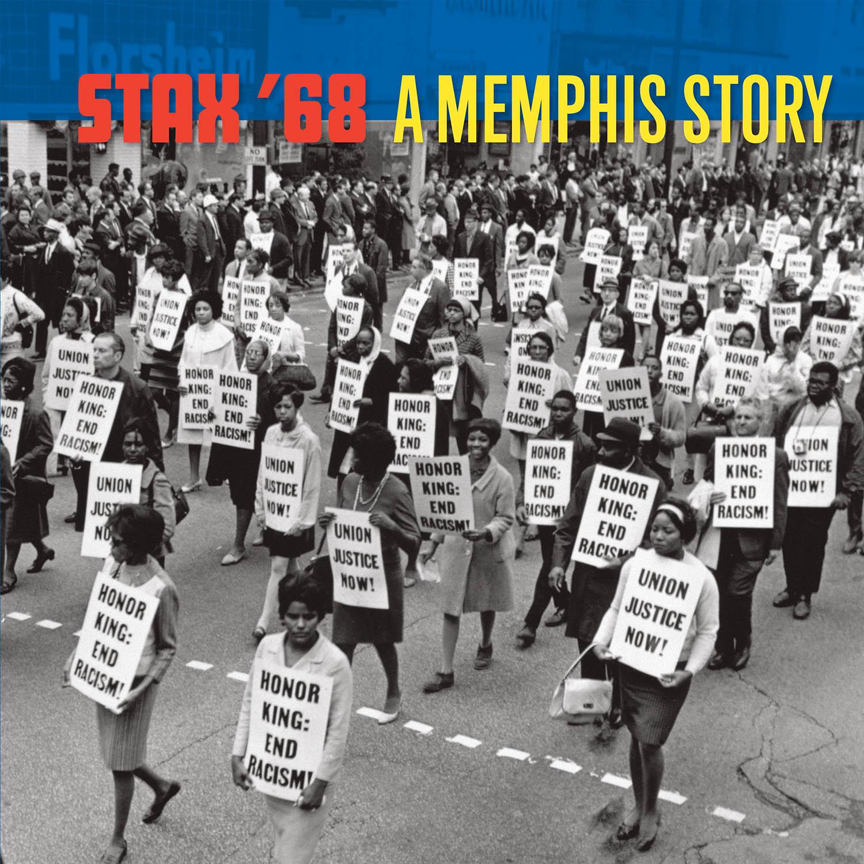Stax '68: A Memphis Story 5 CD Set