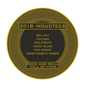 2018 Inductee Coin