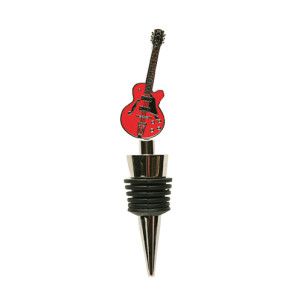 GUITAR WINE STOPPER
