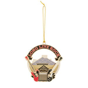 ROCK HALL BUILDING ORNAMENT