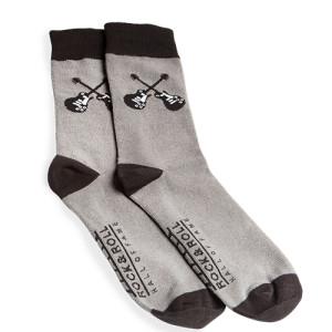Double Guitar Socks