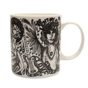 The Sixties Mug