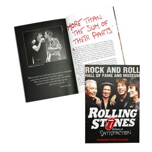 Rolling Stones Exhibit Guide