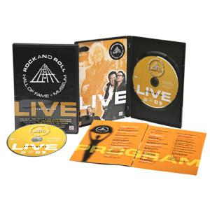 Rock & Roll Hall of Fame: Start Me Up Single DVD