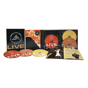 Rock And Roll Hall Of Fame: Live 3 Dvd Set