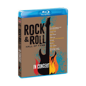 Rock & Roll Hall Of Fame: In Concert Blue Ray
