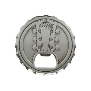 Magnetic Guitar Head Bottle Opener