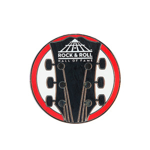 Rock Hall Guitar Headstock Pin
