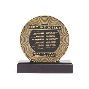 1987 Inductee Coin