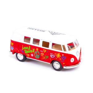 60'S Bus Toy