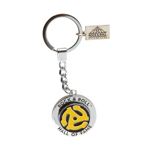 Spacer Spinner Keyring