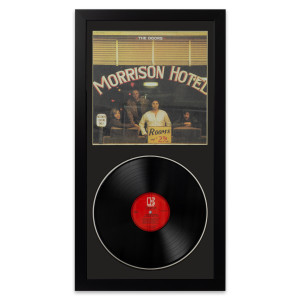 The Doors Morrison Hotel Wall Album