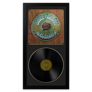 Grateful Dead American Beauty Wall Album