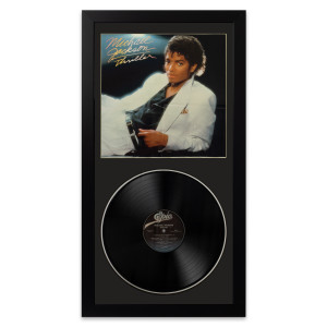Michael Jackson Thriller Wall Album