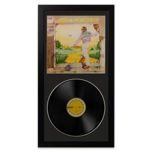 Elton John Goodbye Yellowbrick Road Wall Album