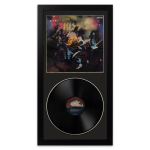 Kiss Alive Wall Album