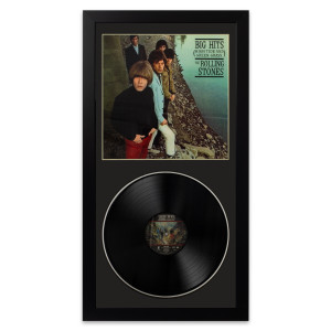 The Rolling Stones Big Hits Wall Album