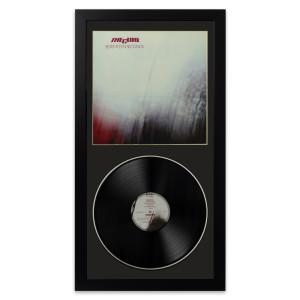 The Cure Seventeen Seconds Wall Album