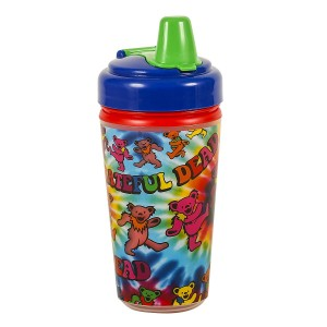 Grateful Dead Tie Dye Sippy Cup