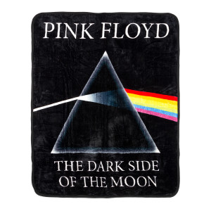 Pink Floyd Fleece Throw