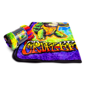 Grateful Dead Terrapin Turtles Throw