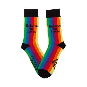 Believe In Love Socks