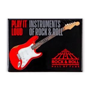 Play It Loud Guitar Magnet