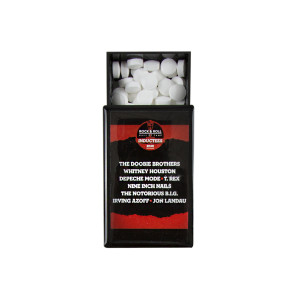 2020 Inductee Boxed Mints