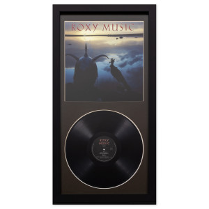 Roxy Music Avalon Wall Album