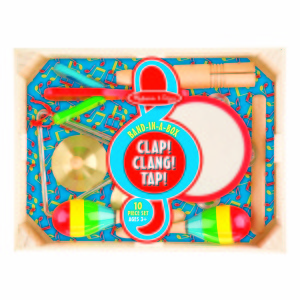 Band In A Box Clap! Clang! Tap!