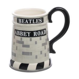 The Beatles Abbey Road Sculpted Ceramic Mug