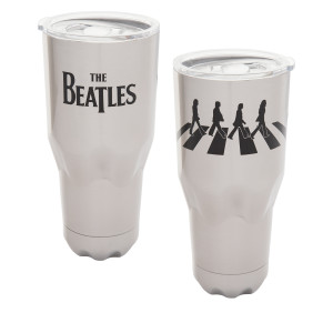 The Beatles Abbey Road Travel Tumbler