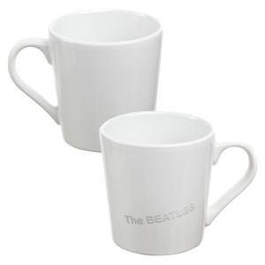 The Beatles White Album Ceramic Mug
