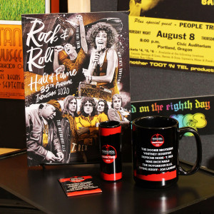 2020 ROCK HALL INDUCTEE FAN PACKAGE