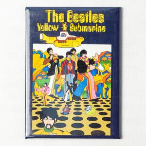 Yellow Submarine Magnet