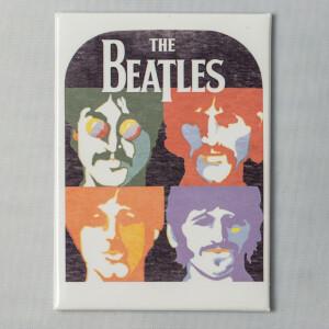 Beatles Pop Art Magnet