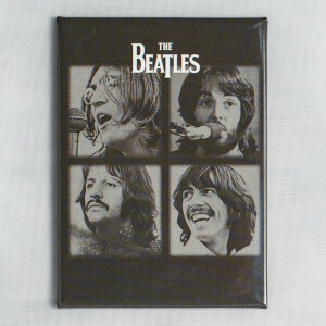 Beatles Let It Be Cover Magnet