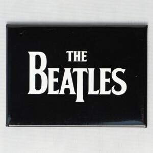 Beatles Logo Magnet