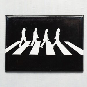 Abbey Road Magnet