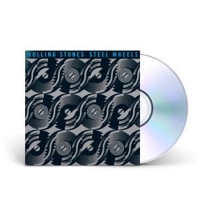 The Rolling Stones - Steel Wheels Cd