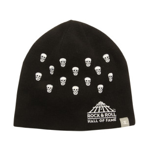 Champion & Gear Skull Knit Cap