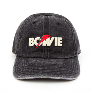 Bowie Logo Embroidered Cap