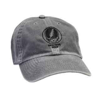 GRATEFUL DEAD CAP GREY