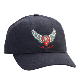 Winged Guitar Pick Cap