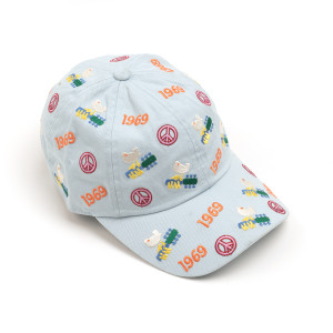 Woodstock Icons Embroidered Cap