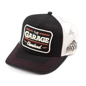 The Garage Mesh Trucker Cap