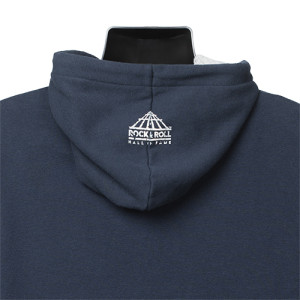 Champion Rock Hall Navy Hoodie