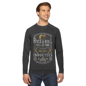 2020 Vintage Rock Inductee Fleece Crew