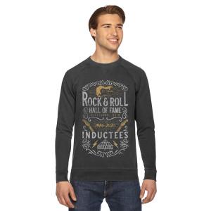2020 Vintage Rock Inductee Fleece Crew