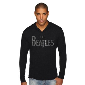 The Beatles Unisex Hooded Long Sleeve